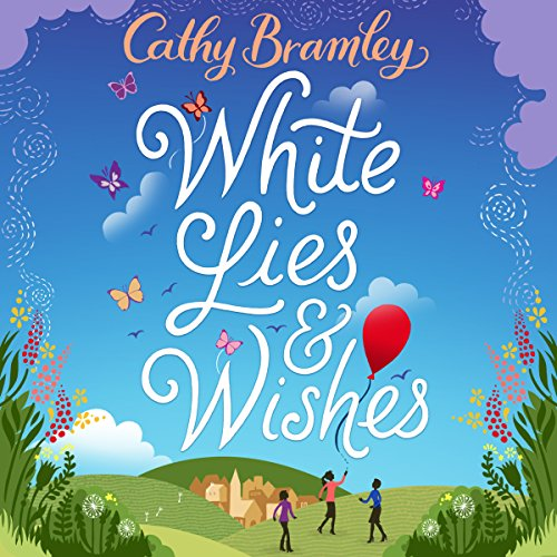 White Lies and Wishes audiobook cover art