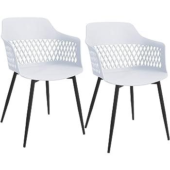 IDIMEX Esszimmerstuhl Alicante im Retro Design, Stühle
