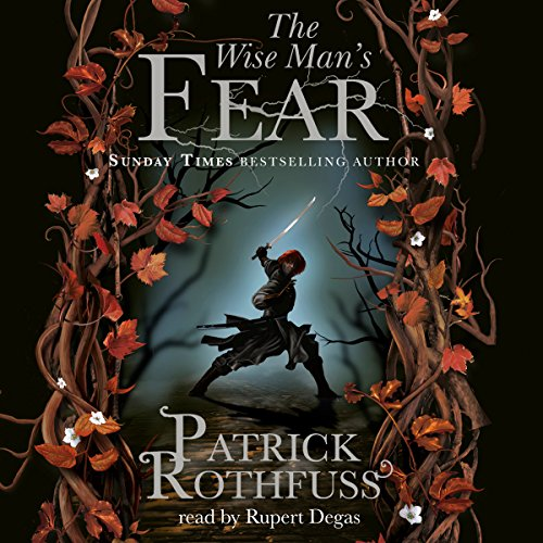The Wise Man's Fear Audiobook By Patrick Rothfuss cover art