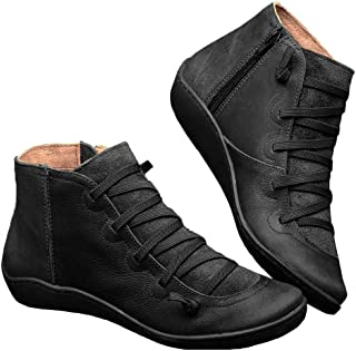 casual boots black