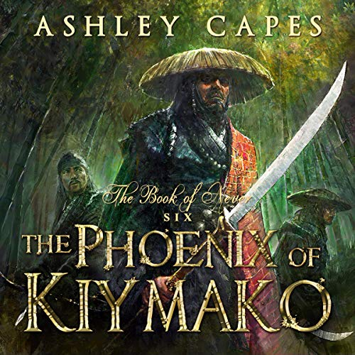 The Phoenix of Kiymako  By  cover art