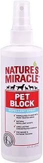 Nature's Miracle Pet Block Repellent Spray, 8 oz.