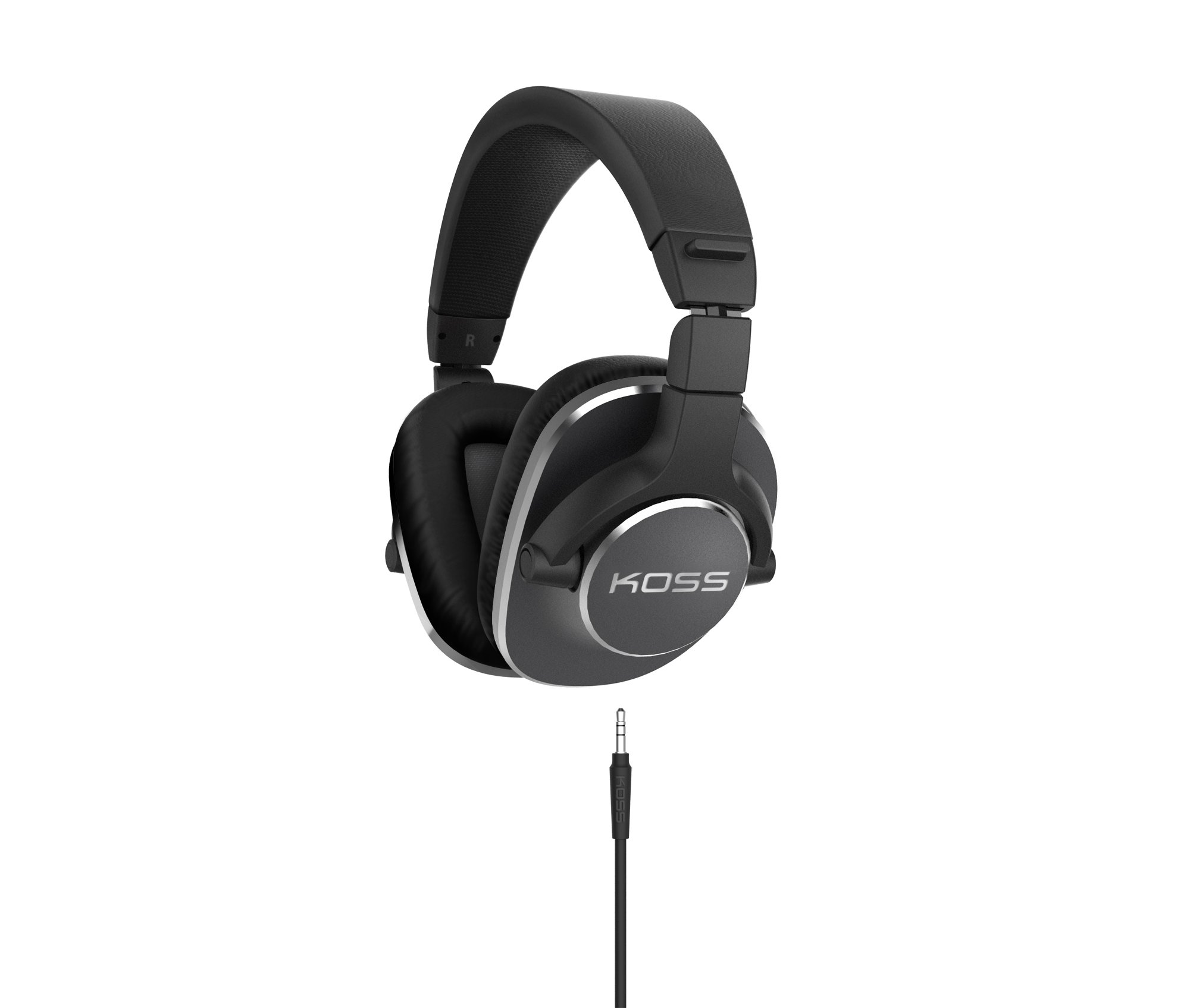 Koss Pro4S Studio Headphones Silver