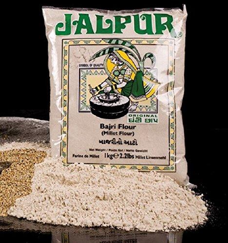 Jalpur - Farine de millet - moulue sur pierre - 1 kg