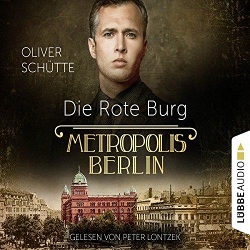 Die Rote Burg (Metropolis Berlin) Titelbild