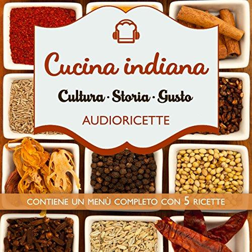 Cucina indiana  Audiolibri
