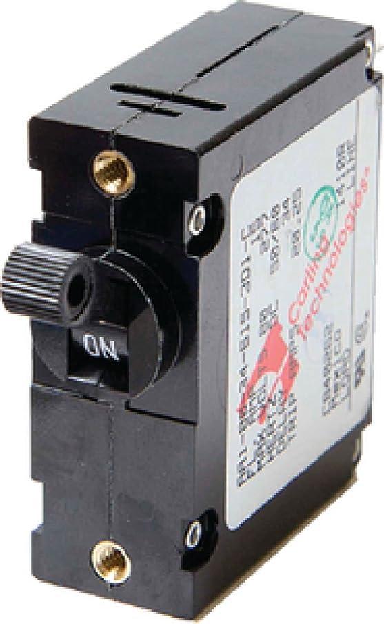 Sierra International CB41240 40 Amp AC Toggle Type Circuit Breaker, Black