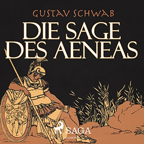 Die Sage des Aeneas audiobook cover art