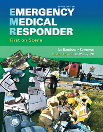 Emergency Medical Responder: First on Scene and Resource Central EMS -- Access Card Package (Myemskit)
