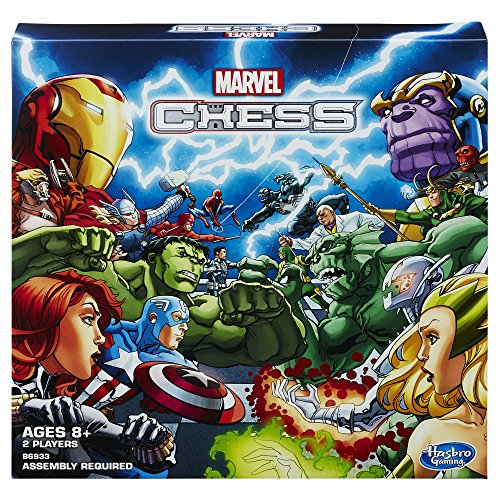 Marvel Chess Board Game