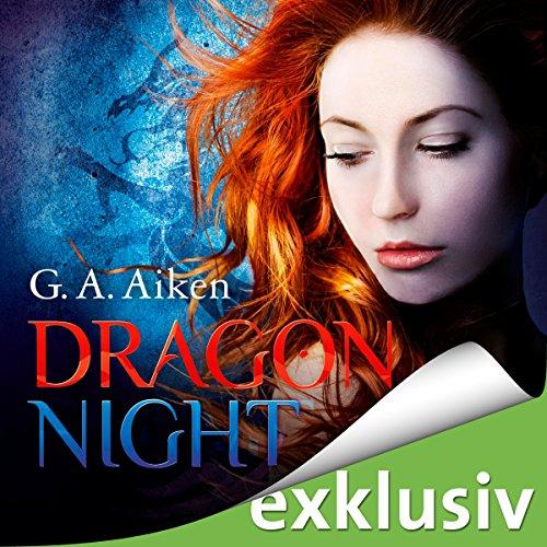 Dragon Night (Dragon 8) Titelbild