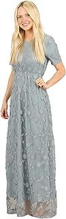 Kinsley Modest Maxi Dress or Modest Bridesmaid Dress