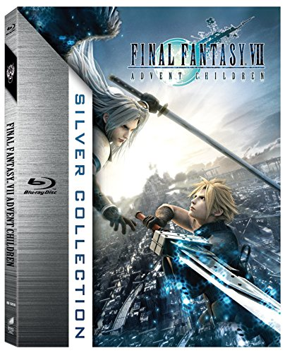 Locandina Final Fantasy Vii-Advent Children