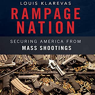 Rampage Nation audiobook cover art