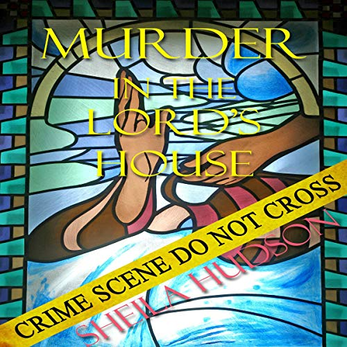 Murder in the Lord's House audiobook cover art