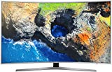 Samsung MU6509 163 cm (65 Zoll) Curved Fernseher (Ultra HD, HDR, Triple Tuner, Smart TV)