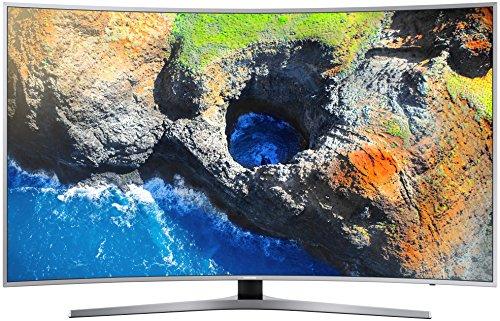 Samsung MU6509 163 cm (65 Zoll) Curved Fernseher (Ultra HD, HDR, Triple Tuner, Smart TV)