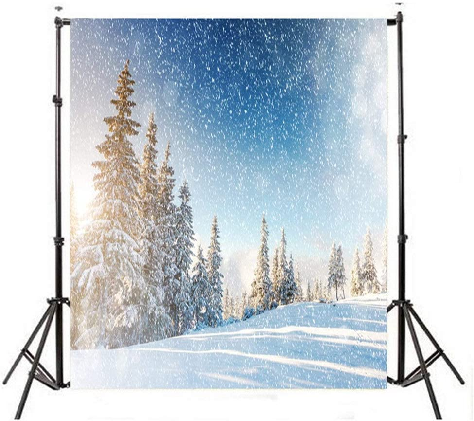 Rnwen Photography Background Cloth Christmas Tree Wall Photography Backdrop for Portrait Photo Studio Or Birthday Present Backgrounds Color : E, Size : 150x210cm