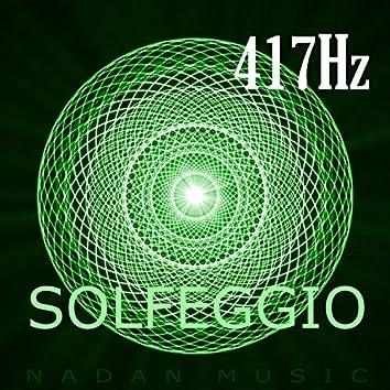 417Hz : Facilitating Change (Solfeggio Frequencies)