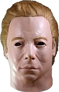 Trick or Treat Studios Star Trek Captain Kirk 1975 Adult Latex Mask Mike Myers
