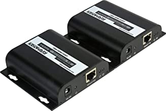 Ocean Matrix OMX-HDMI-HDBIT 1080p HDMI Extender over Single Cat5/5E/Cat6 Network Cable w/ HDbitT/IP - up to 394 feet