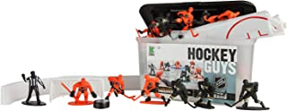 Kaskey Kids Penguins vs Flyers NHL Hockey Guys Action Figure Set – 27 pieces and accessories