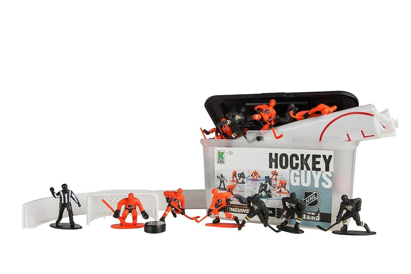 Kaskey Kids Hockey Guys: Flyers vs. Penguins Action Figure