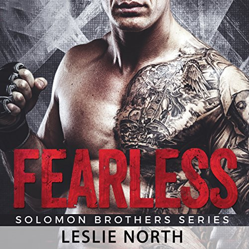 Fearless audiobook cover art