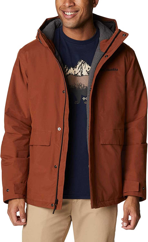 Columbia Mens Firwood Jacket