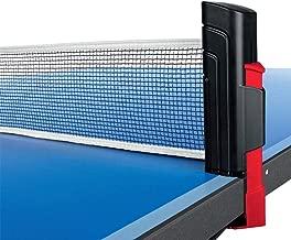 Winmax Unisex Adult WMY54860 Retractable Table Tennis Net - Black, 0.04kg