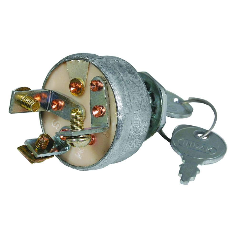 Indak Ignition Switch, Snapper 7011155YP, ea, 1