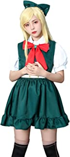 Nuoqi Danganronpa 2 Sonia Nevermind Cosplay Costume Halloween Outfit