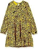 Desigual Vest_Laura Vestido Casual, Yellow, 13/14 Chicas