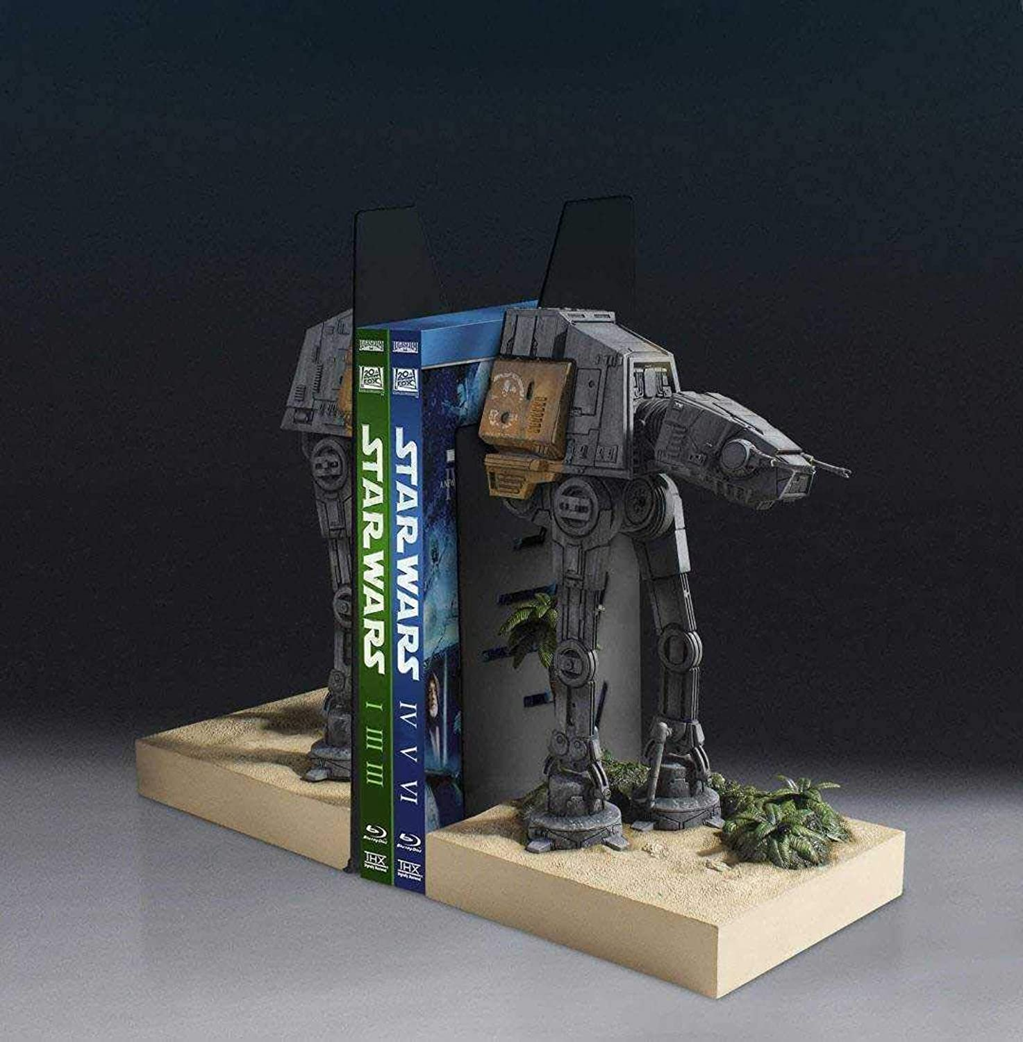 Gentle Giant Star Wars Bookends at-ACT 30 cm Fermalibri
