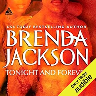 Tonight and Forever audiobook cover art