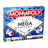Winning Moves Mega Monopoly Spiel