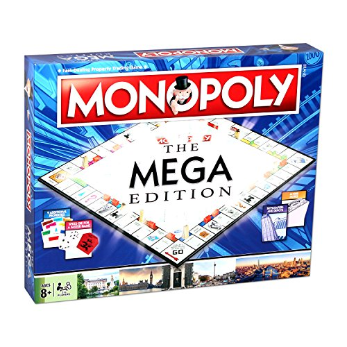Winning Moves -   2459 Mega,