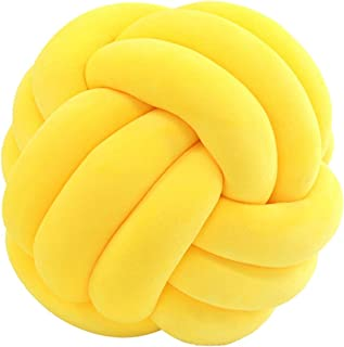 Cojín de nudo suave almohada peluche muñeca juguete creativo almohada almohada almohada almohada de peluche almohada almohada almohada de bola de peluche de 20 cm
