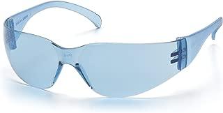 Pyramex Intruder Safety Eyewear, Infinity Blue Frame, Infinity Blue-Hardcoated Lens