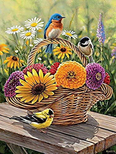 , A 275 Piece Jigsaw Puzzle by Cobble Hill by Cobble Hill