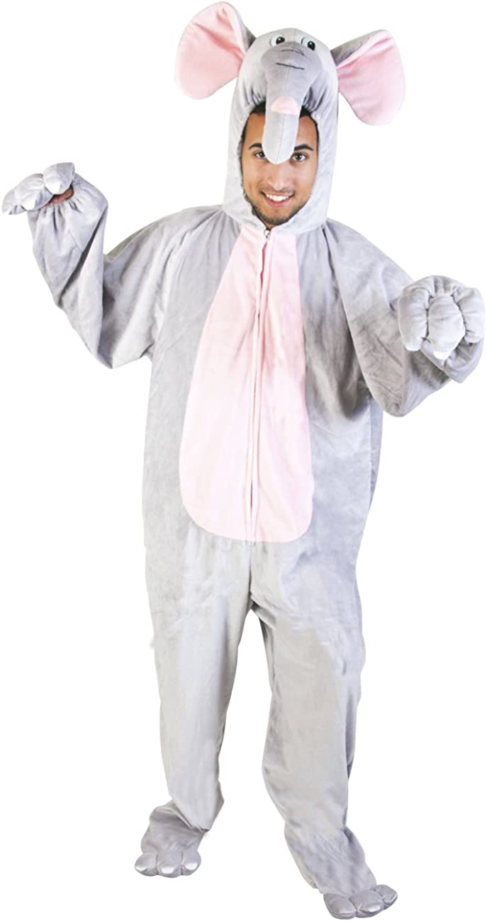 High order Adult Precious Elephant Costume 44 At the price of surprise Size: Standard