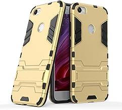 MaiJin Case for Xiaomi Redmi Note 5A / Redmi Note5A Prime/Redmi Y1 / Redmi Y1 Lite (5.5 inch) 2 in 1 Shockproof with Kicks...