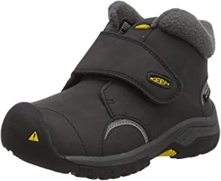 KEEN Kids' Kootenay 3 Mid Waterproof Hiking Boot