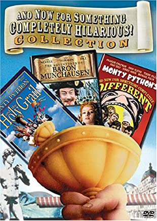 The Monty Python Boxed Set