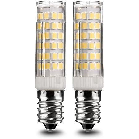 E14 Led Glühlampe Standard E14 Glühlampe 7w 500lm Kaltweiß 6000k 360 Strahlwinkel Kühlschranklampe Nähmaschinenlampe Wandlampe Tischleuchte Kronleuchter Energieklasse A Amazon De Küche Haushalt