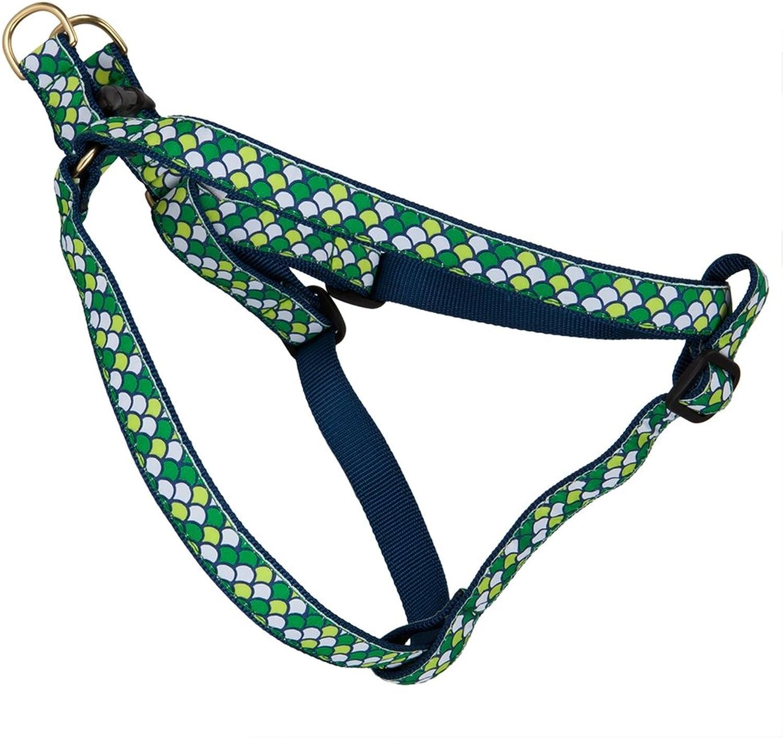 Scalloped Dog Harness  XSmall