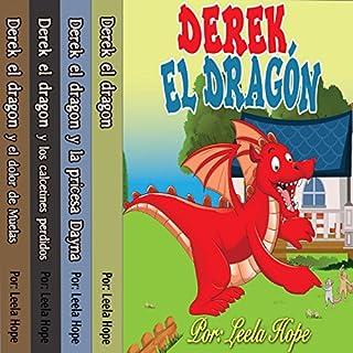 Derek, la serie del dragón cover art