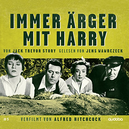 Immer Ärger mit Harry audiobook cover art