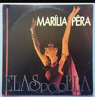 Marília Pêra - Lp Elas Por Elas - 1990 - Duplo