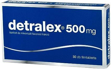 Detralex és prostatitis